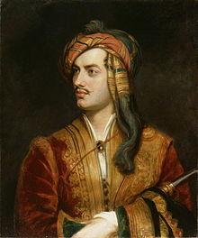 Lord Byron,