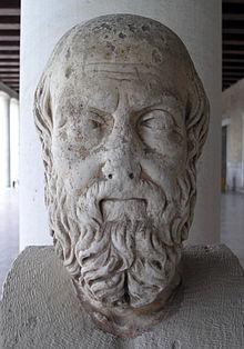 de Halicarnaso, Heródoto