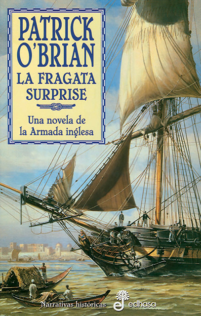 3. La fragata Surprise