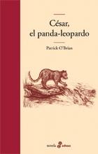 César, el panda-leopardo