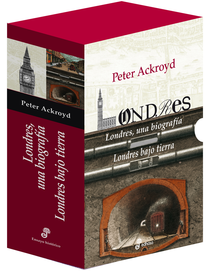 Londres + Londres bajo tierra (estuche)