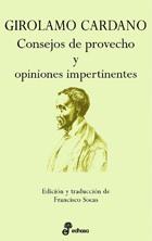 Consejos de provecho y opiniones impertinentes
