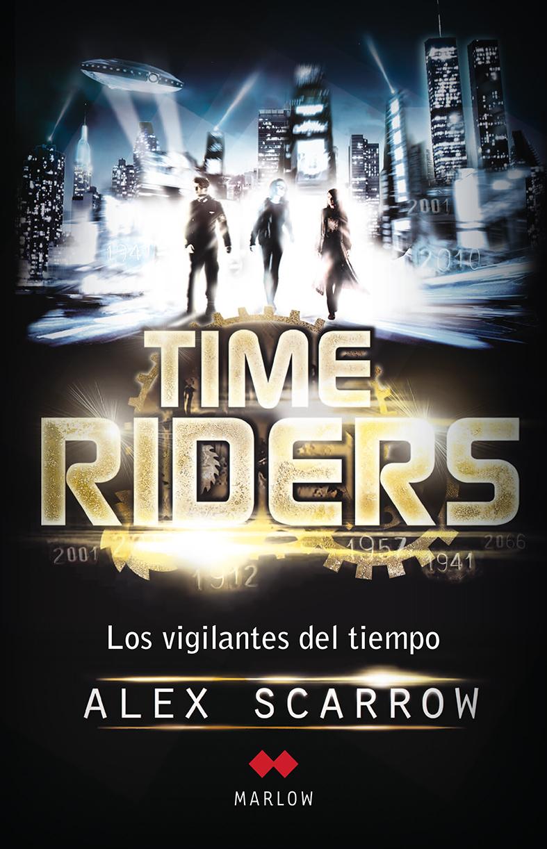 TimeRiders I. Los vigilantes del tiempo