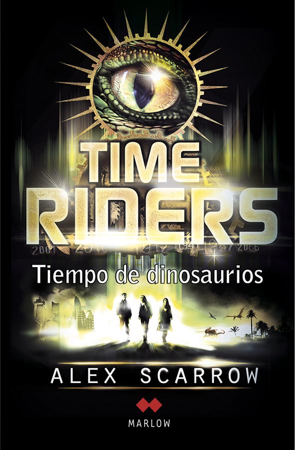 TimeRiders II. Tiempo de dinosaurios