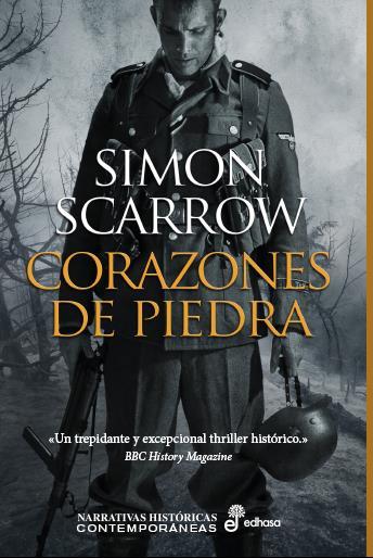 SIMON SCARROW RECIBE EN ÚBEDA EL PREMIO IVANHOE 2019