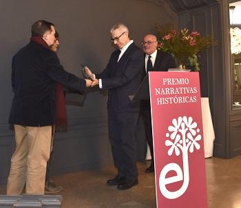 II Premio Narrativas Históricas Edhasa
