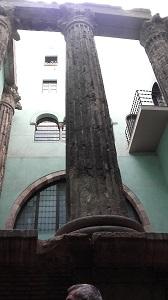 Visita a la Barcelona romana, Barcino, con Isabel García Trócoli
