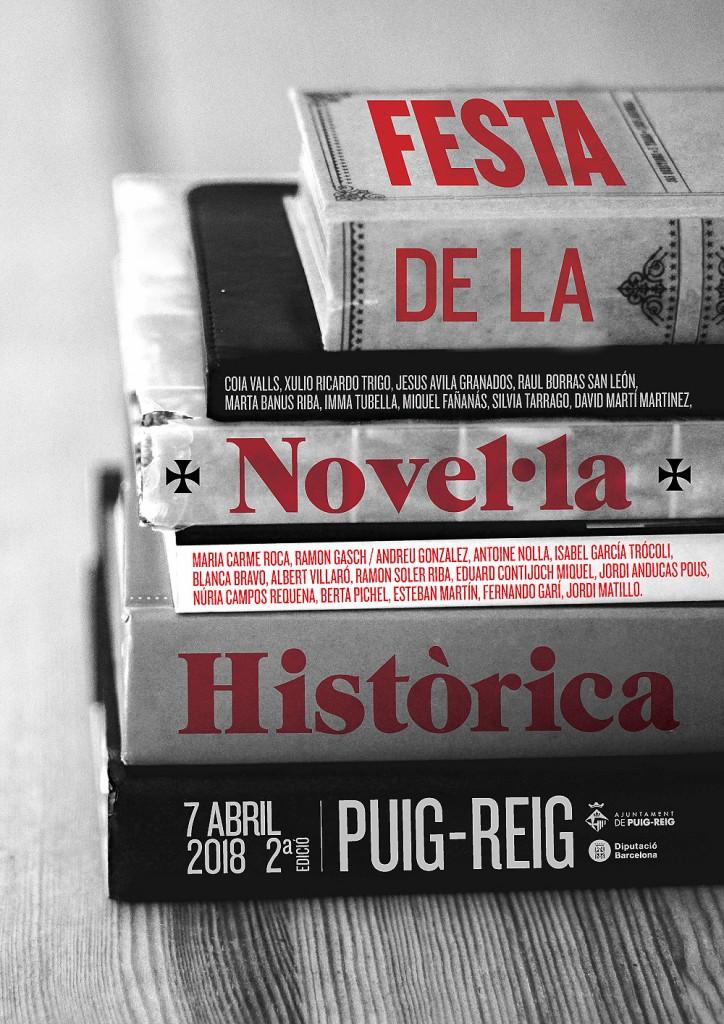 Fiesta de Novela Histórica de Puig Reig