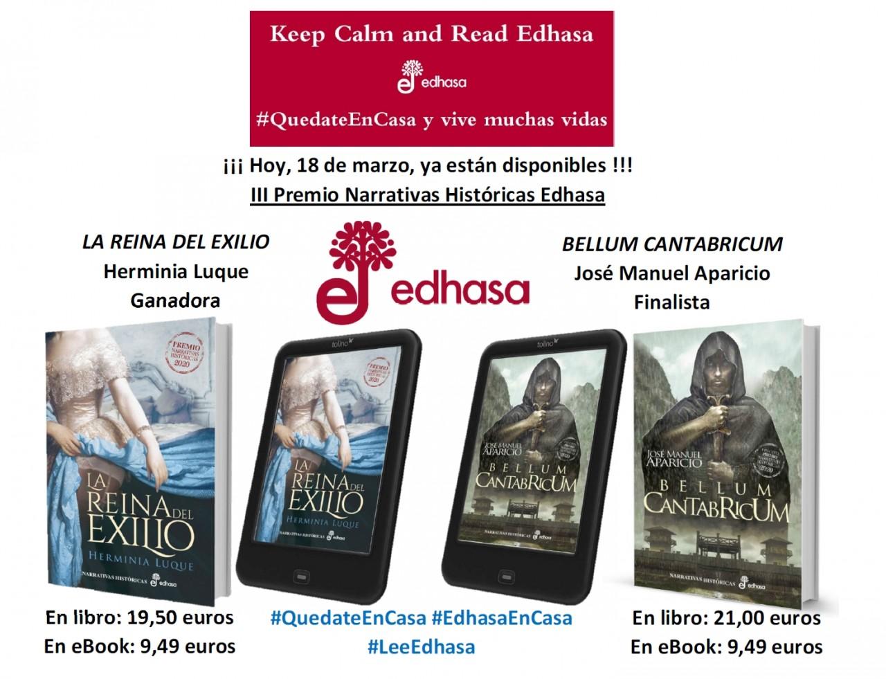 Premios Edhasa ebooks