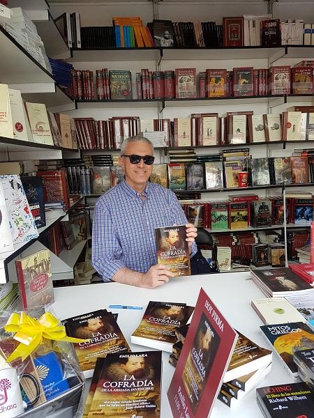 Emilio Lara - Feria Libro Madrid - Edhasa