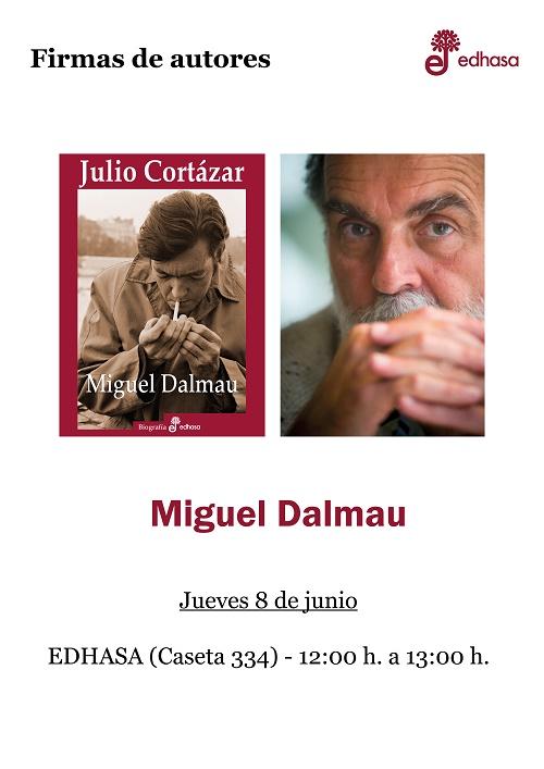 Firma Dalmau jueves 8 de junio
