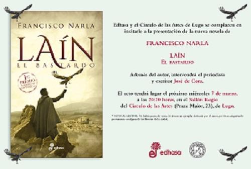 Presentación Laín en Lugo